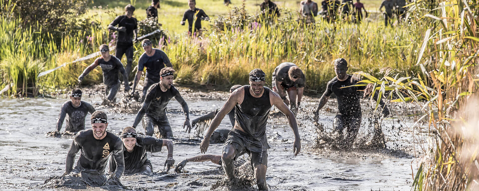TOUGH VIKING: Obstacle race med extra allt